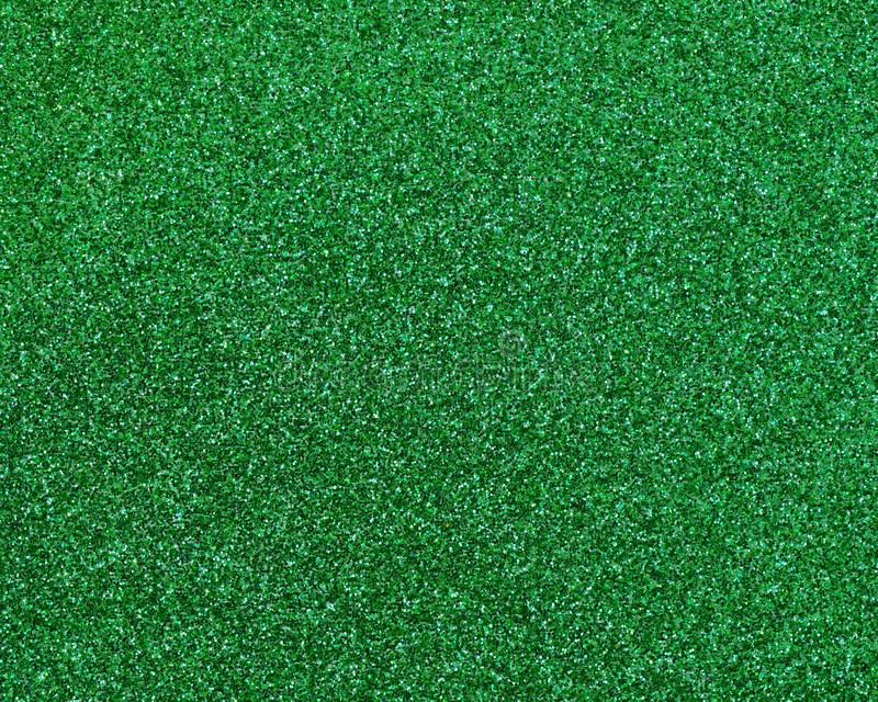 Groen schitter textuur abstracte achtergrond royalty-vrije stock afbeelding