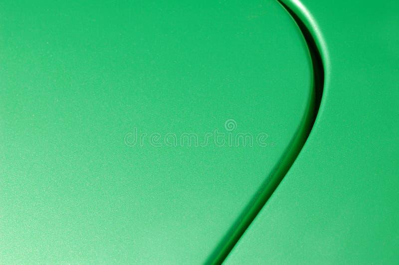Groen schitteren royalty-vrije stock foto