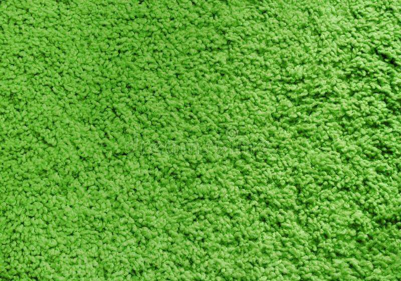 Groen tapijt royalty-vrije stock fotografie