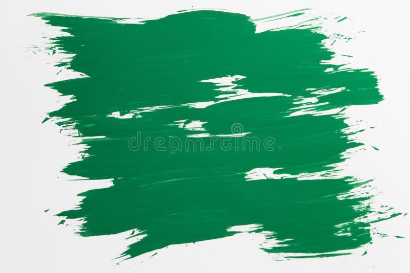 Groen trek textuur stock foto