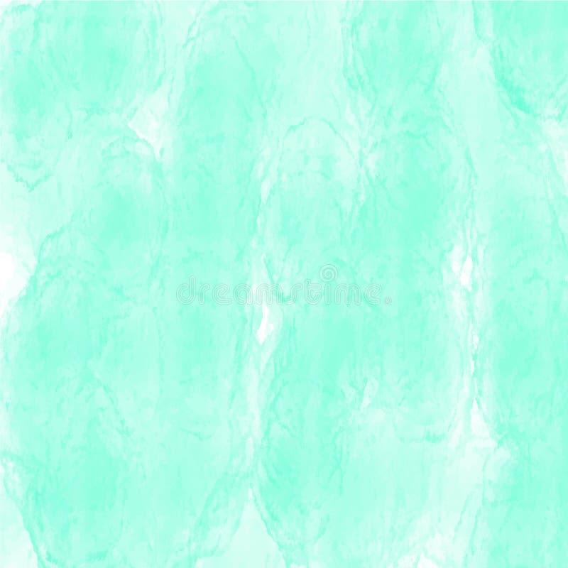 Groen waterverf achtergrond vectortextuurpatroon voor websites, presentaties of kunstwerk stock foto's