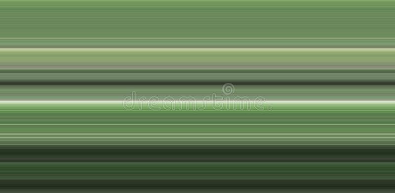Groenachtergrond Digitaal gestreept grafisch de tinten zwart-wit palet van patroon verticaal lijnen van tinten van de jade de aar royalty-vrije illustratie