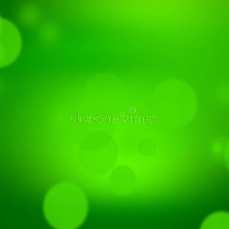 Groene achtergrond, de abstracte achtergrond van aard verse bokeh royalty-vrije stock foto's