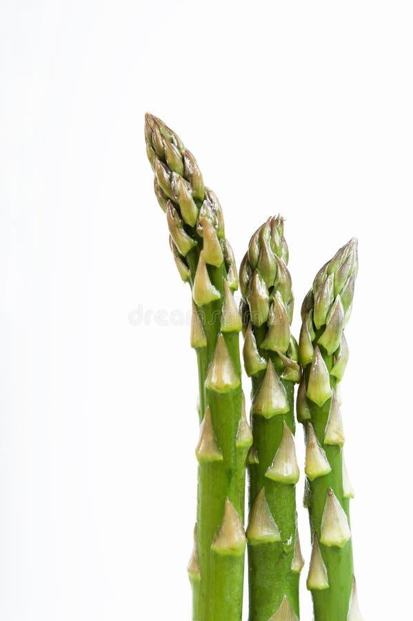 Groene asperge stock afbeeldingen
