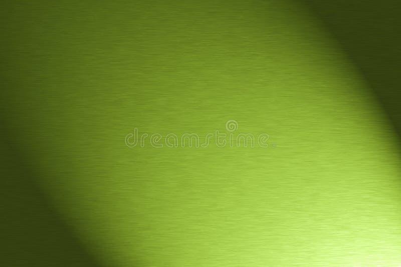 Groene backgraund royalty-vrije illustratie