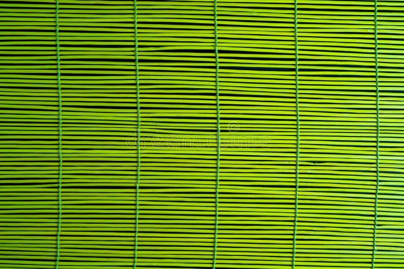 Groene bamboetextuur met natuurlijke patronen stock fotografie