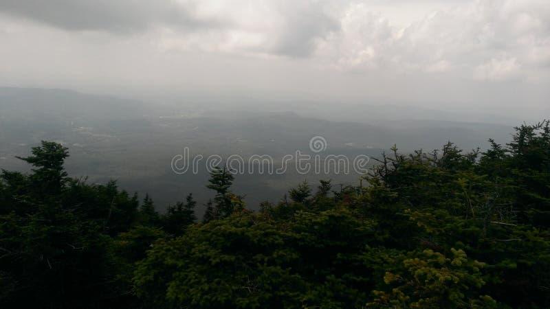 Groene berg royalty-vrije stock fotografie