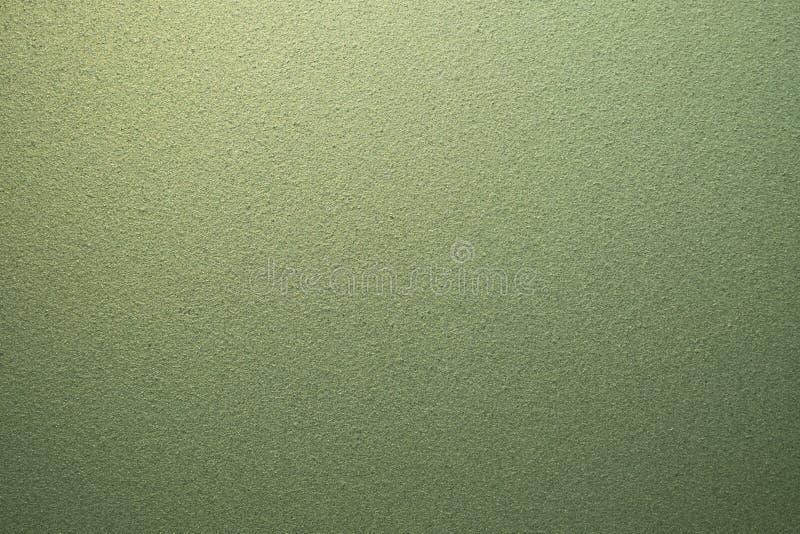 Groene berijpte glastextuur als achtergrond stock afbeelding