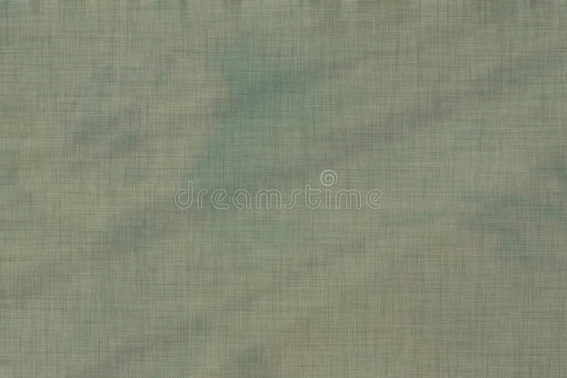 Groene bevlekte jutetextuur of achtergrond royalty-vrije stock foto