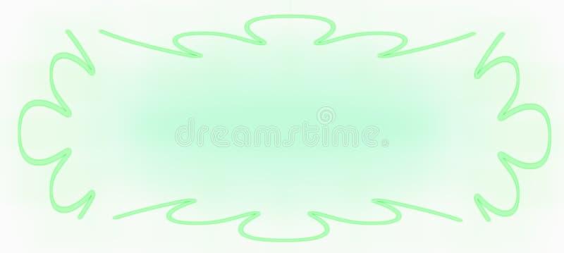 Groene beweging veroorzakend.