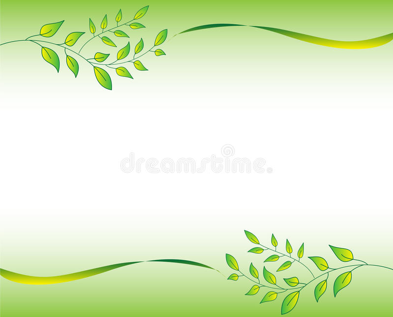 Groene bladgrens