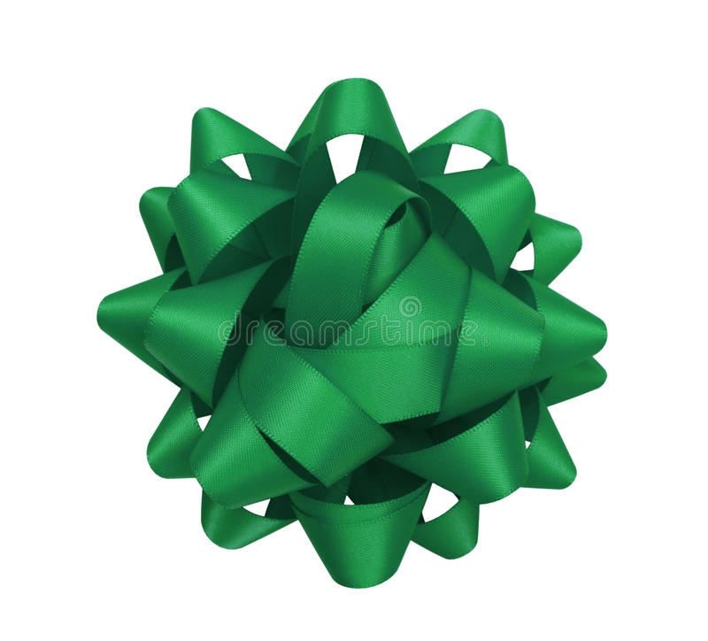 Groene Boog stock fotografie