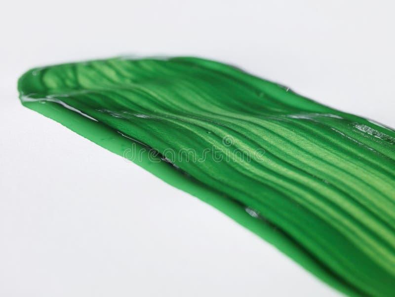 Groene borstelslag