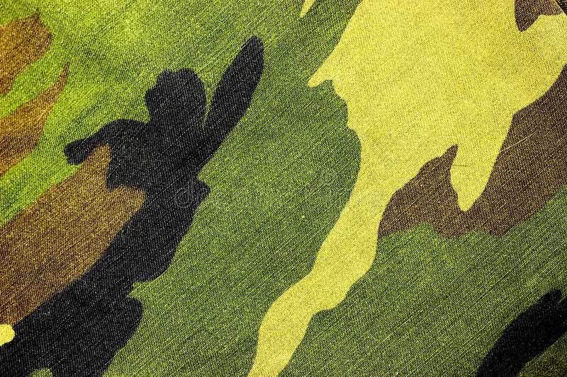 Download Groene camo stock afbeelding. Afbeelding bestaande uit vermomming - 41067