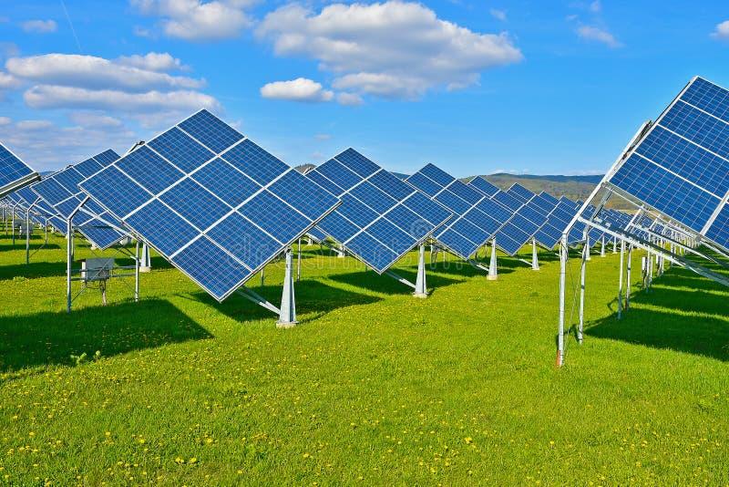 Groene energie royalty-vrije stock fotografie