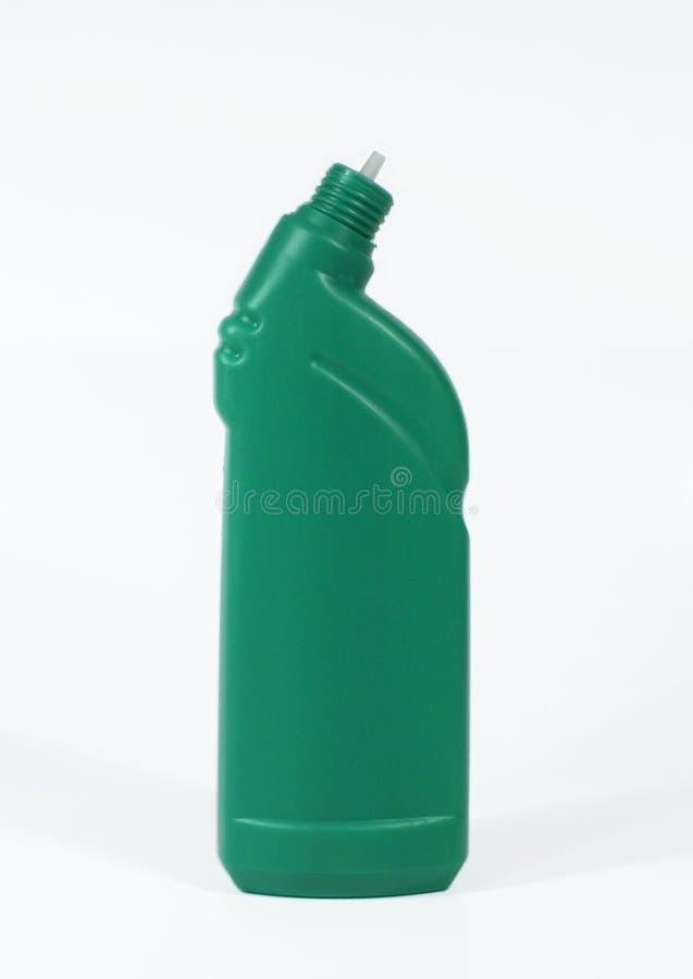 Groene fles stock afbeeldingen