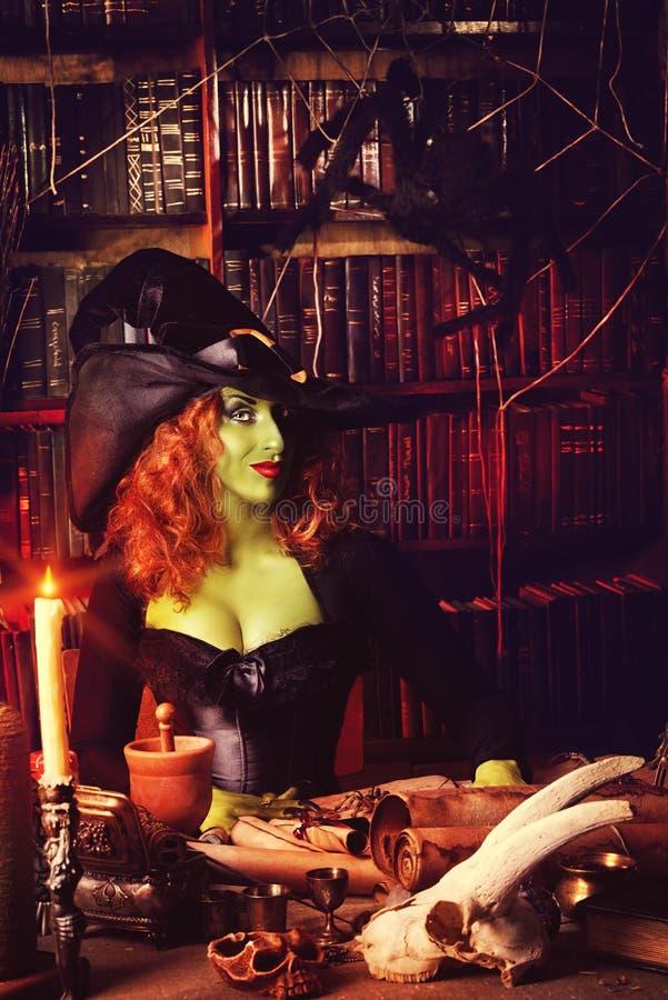 Groene glamour royalty-vrije stock afbeeldingen