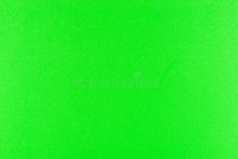 Groene gradiëntkleur met textuur van het echte document van de schuimspons voor achtergrond, achtergrond of ontwerp royalty-vrije stock foto