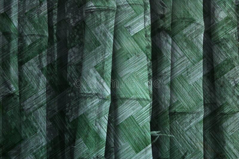Groene grunge royalty-vrije stock fotografie
