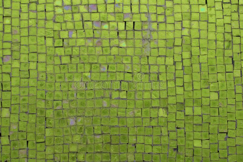 Groene halfedelstenen stock foto's
