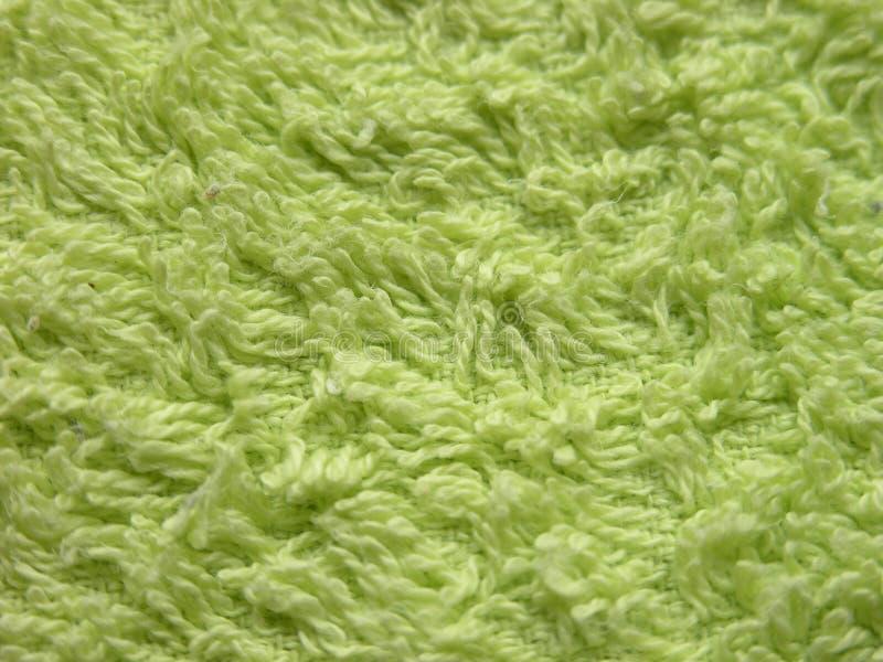 Download Groene handdoek stock afbeelding. Afbeelding bestaande uit rand - 29805