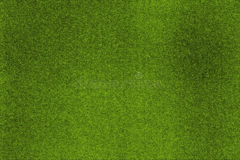 Groene heldere verse achtergrond, herinnerend van de natuurlijke organische textuur van het grasgebied op bovenkant vector illustratie