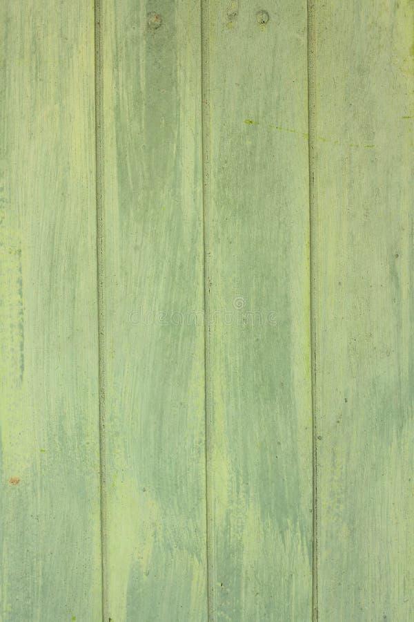 Groene houten planktextuur als achtergrond royalty-vrije stock foto's