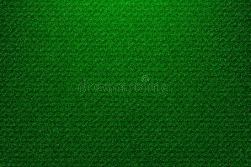 Groene jeansachtergrond stock illustratie