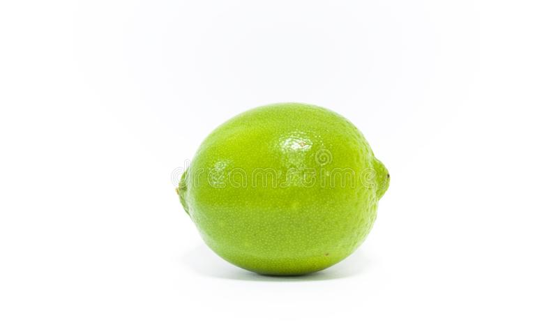 Groene kalk stock afbeeldingen