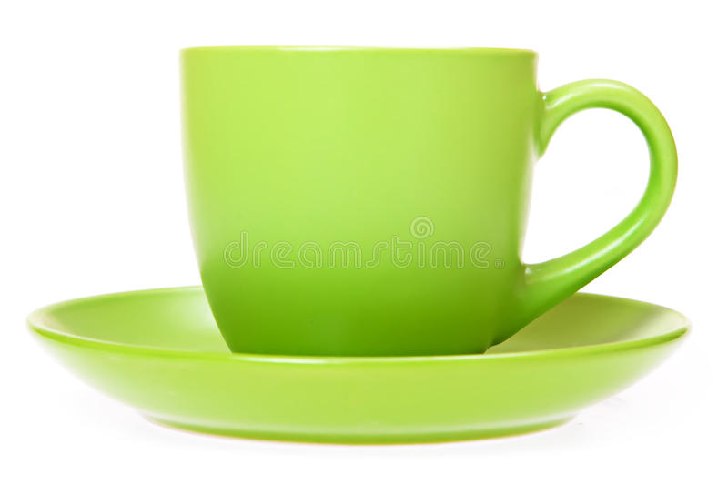 Groene kop stock foto's