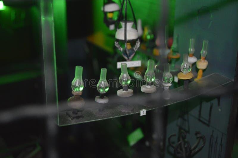 Groene lichten stock afbeeldingen