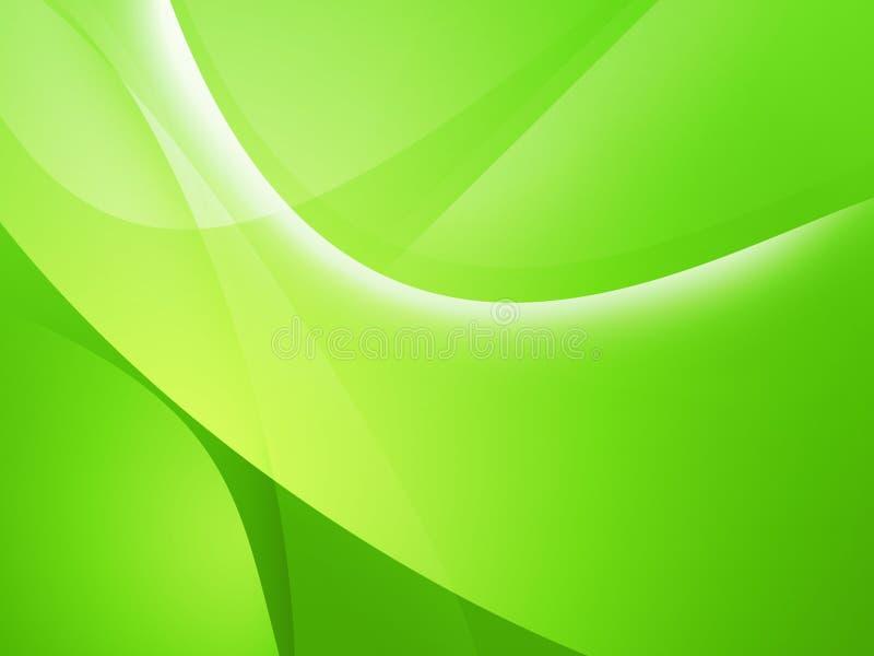 Groene MAC-Stijl stock foto