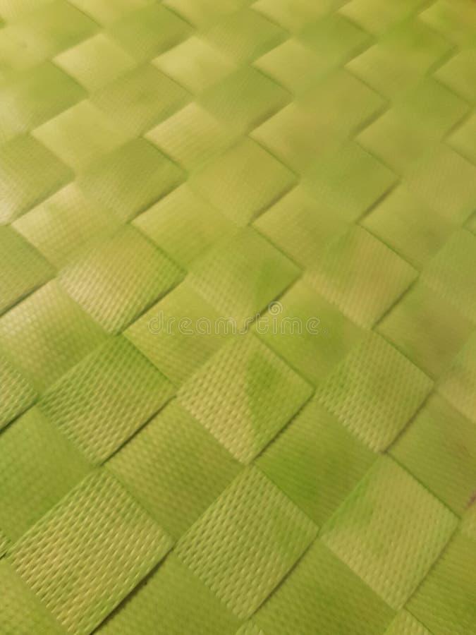 Groene mat stock afbeelding