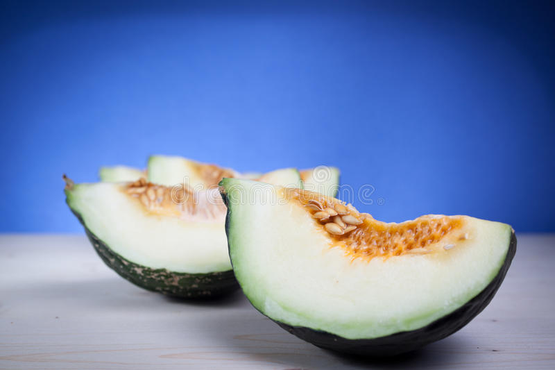 Groene Meloen Stock Fotografie