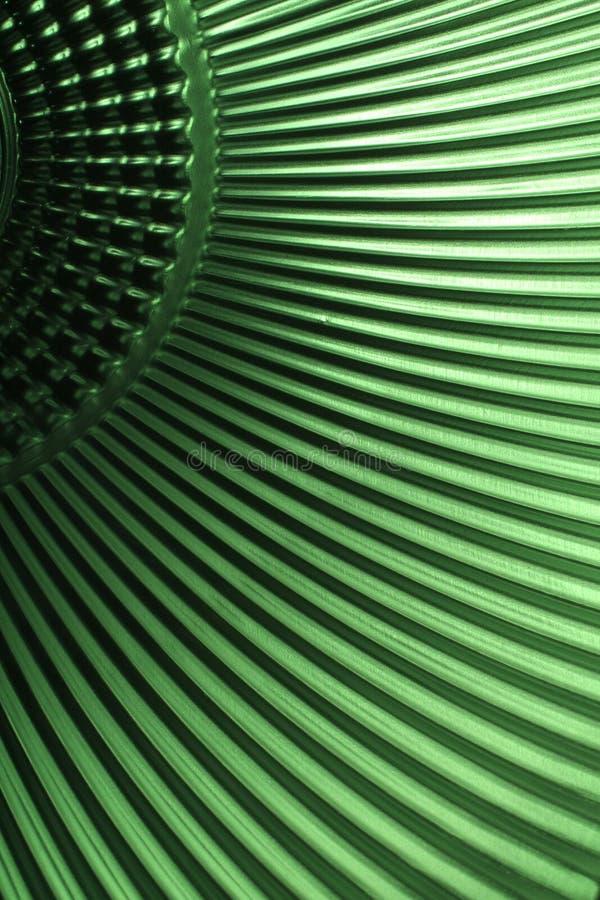 Groene metaaltextuur royalty-vrije stock foto
