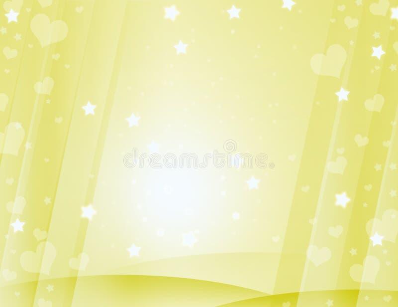 Groene mooie achtergrond stock foto
