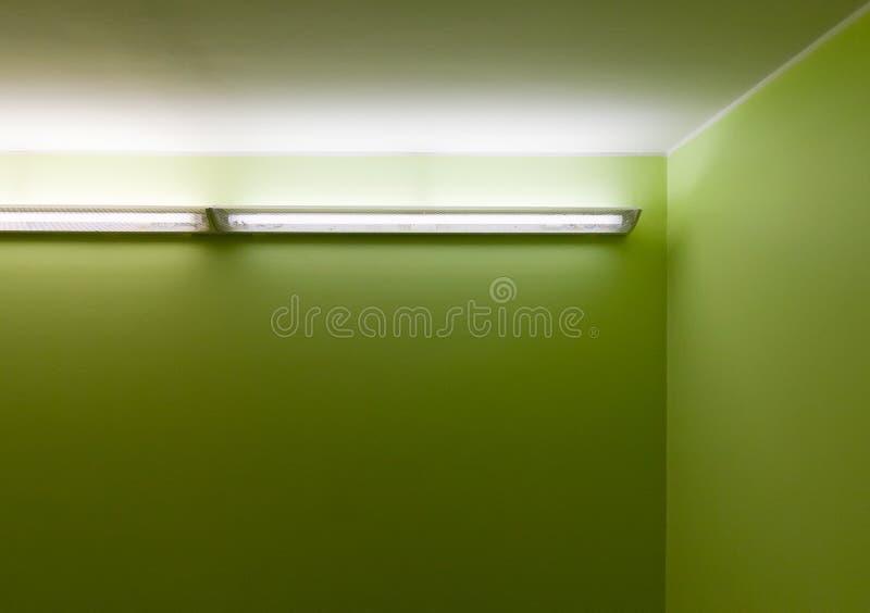 Groene muur royalty-vrije stock afbeelding