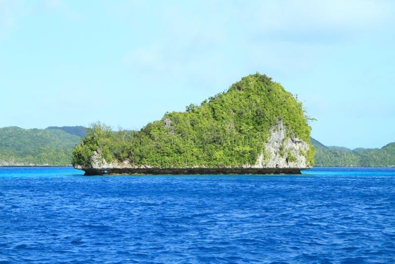 De eilanden van de rots stock afbeelding