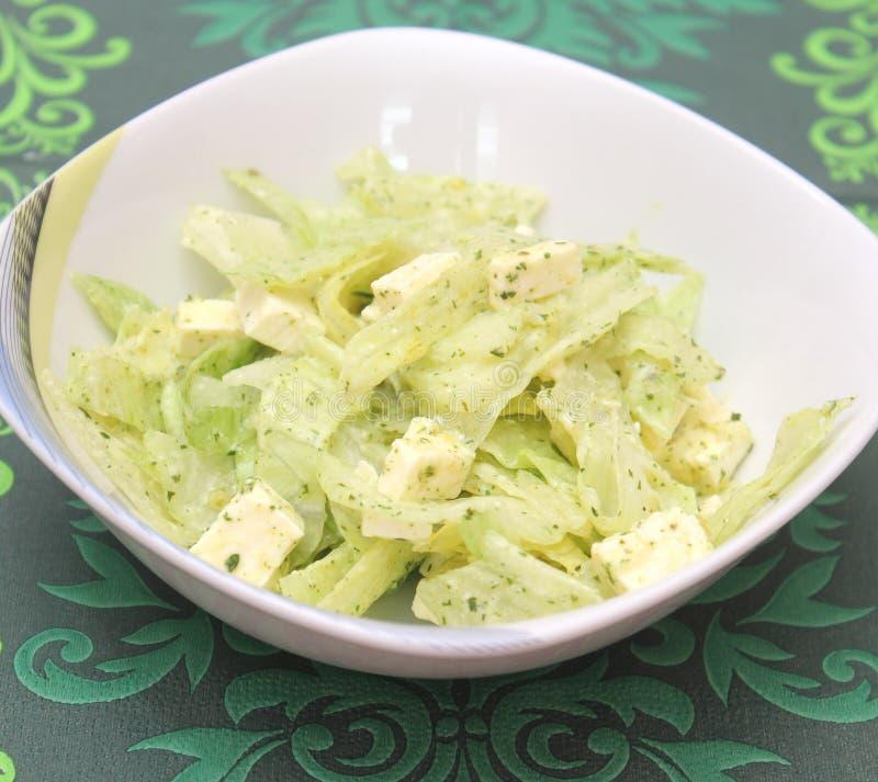Groene salade stock afbeeldingen