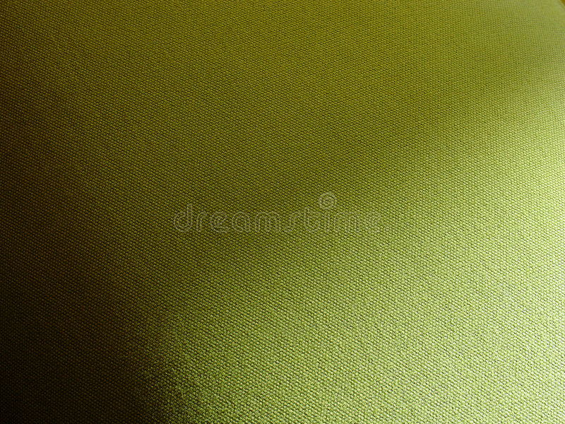 Groene stof royalty-vrije stock afbeelding