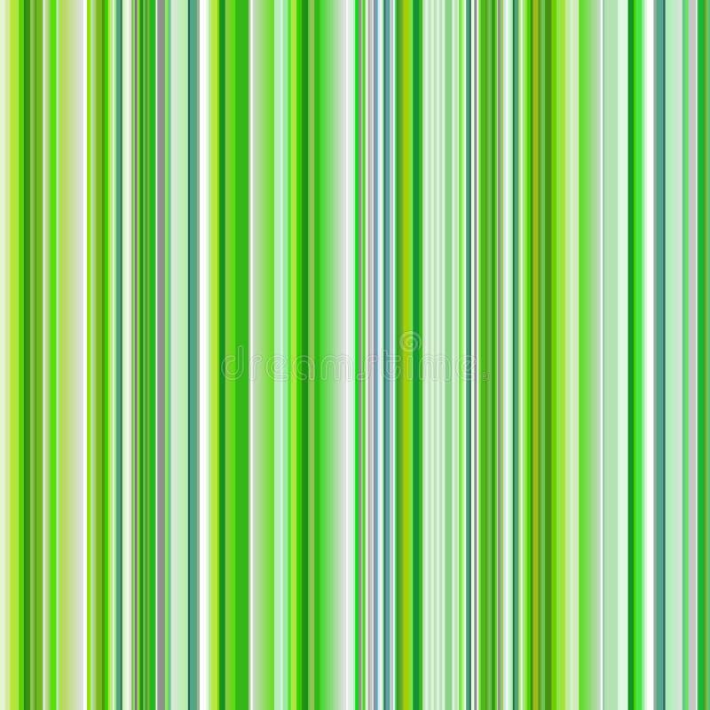 Groene streepachtergrond royalty-vrije illustratie