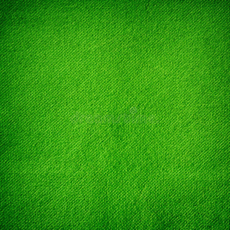 Groene textieltextuur royalty-vrije stock foto's