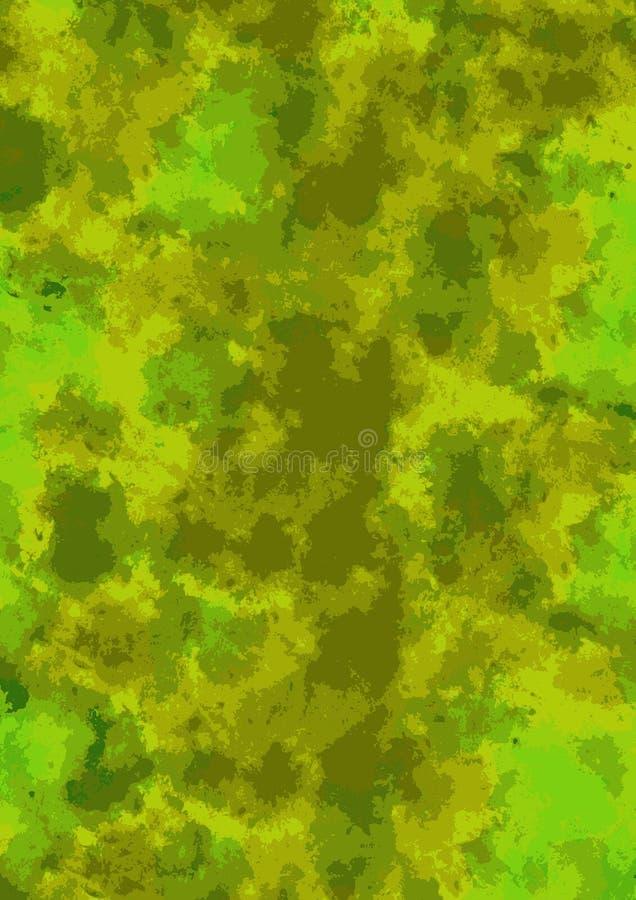 Groene Textuur royalty-vrije illustratie