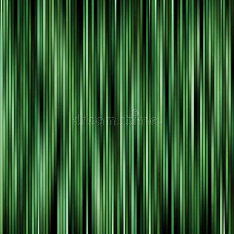 Groene tinten abstracte achtergrond vector illustratie