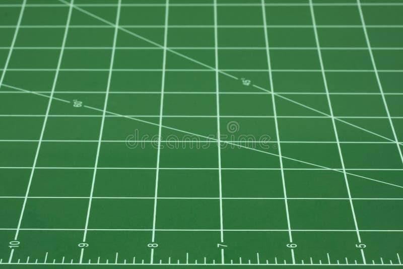 Groene zelf het helen scherpe matsamenvatting stock fotografie