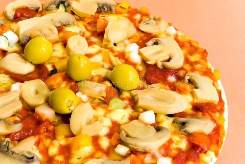 Pizzagroente 5 stock fotografie
