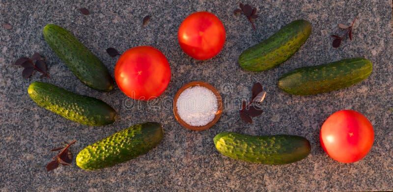 Groenten voor een gezonde voeding royalty-vrije stock fotografie