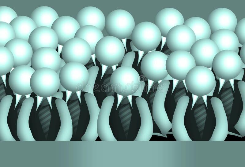 Groep vector illustratie