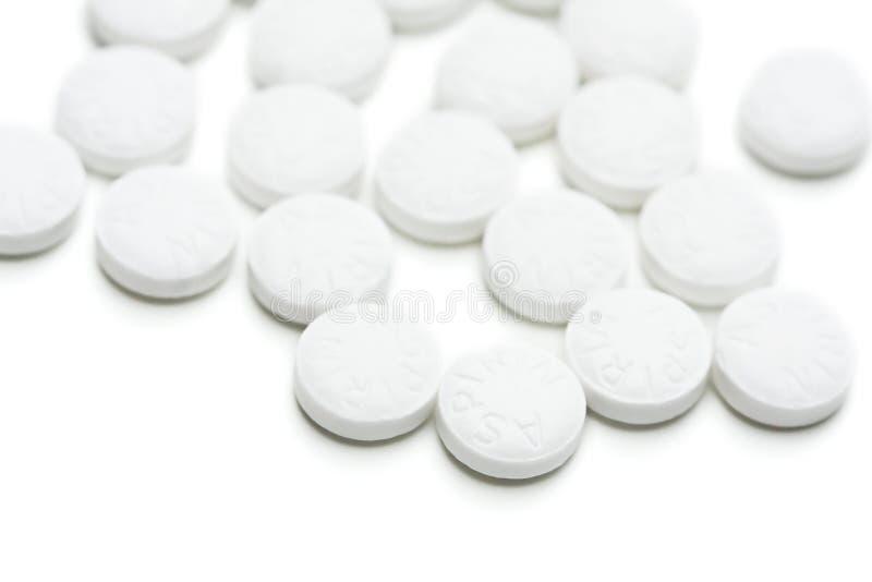 Groep Aspirine stock fotografie