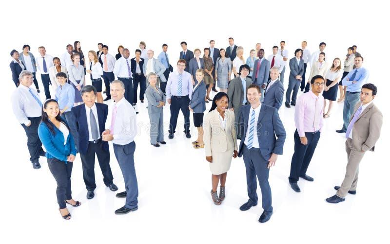Groep Diverse Bedrijfsmensen stock foto's